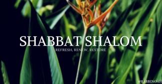 Renew, Refresh, Restore