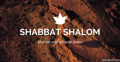Map out your spiritual future