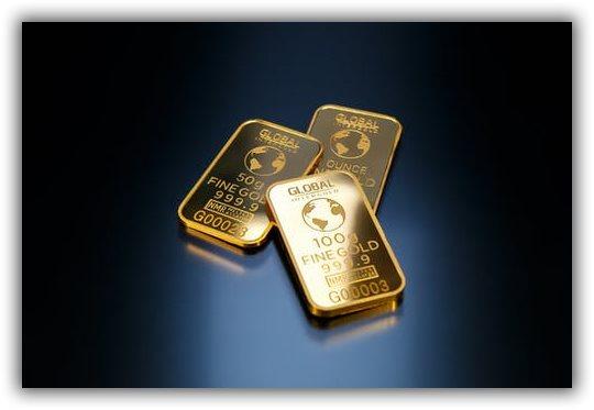 ゴールドや原油・オイルも