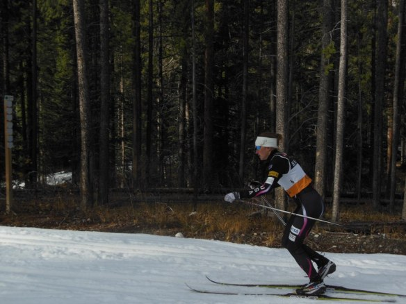Sophie Caldwell Frozen Thunder Semifinal