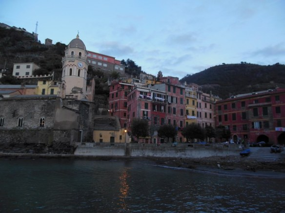 Vernazza, Italy Chirch