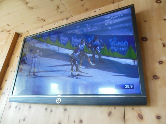 Jessie Diggins Racing at U23 World Championships in Val di Fiemme, Italy