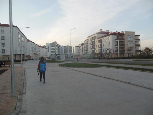 Sochi 2014 Olympic Coastal Village