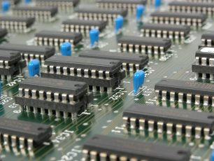 Boolean logic in circuitry