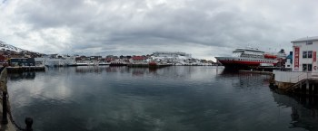 Honnigsvag harbour