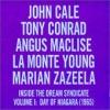 TONY CONRAD Inside