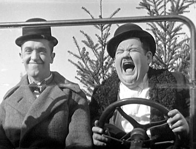 BIG BUSINESS Laurel & Hardy