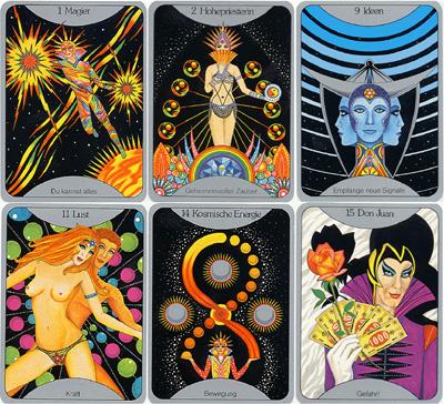 le Tarot de Gille Letmann