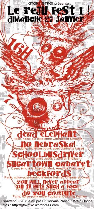 flyer concert#4 Rejufest1