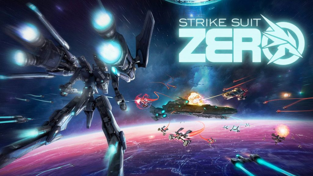 Strike Suit Zero 1920x1080 - Eurogamer Expo 2013 - Friday