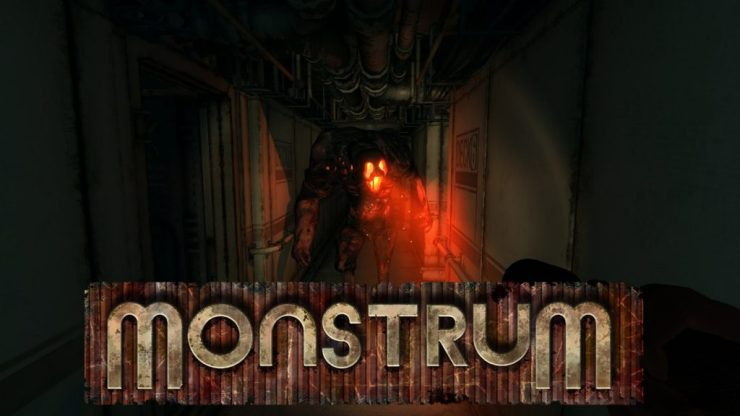 Monstrum Main Logo