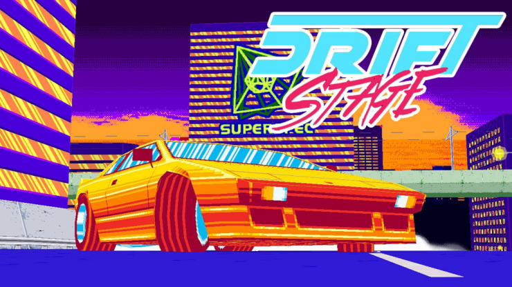Drift Stage Main Indie Game