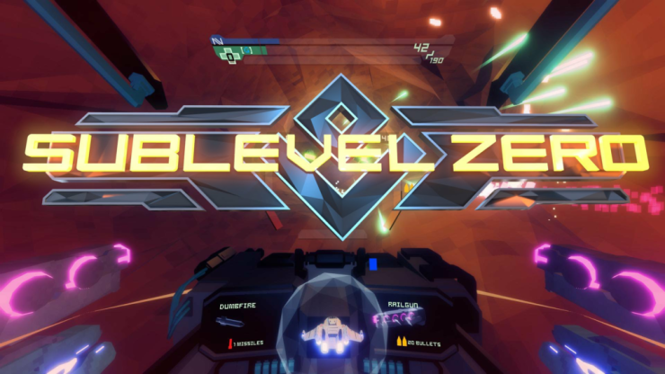 sublevel zero indie games
