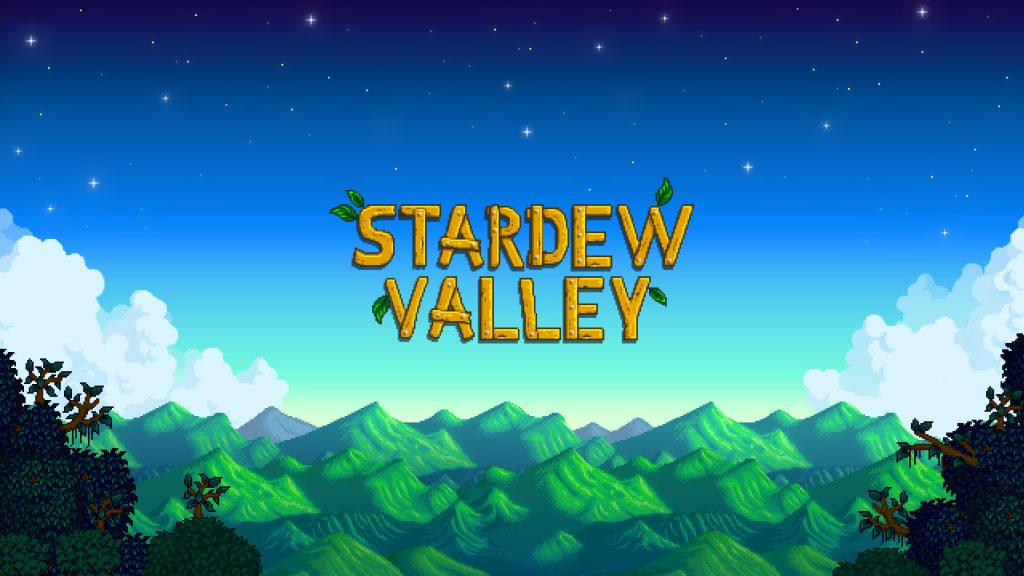 stardew valley Indie Game