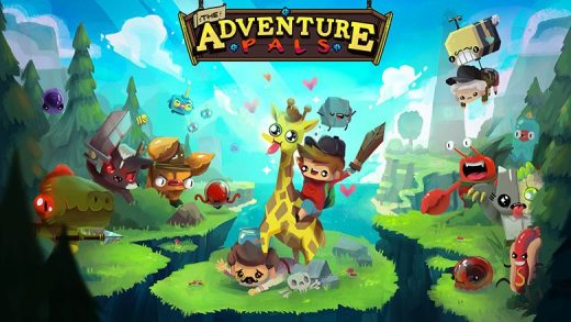 The Adventure Pals Main Art