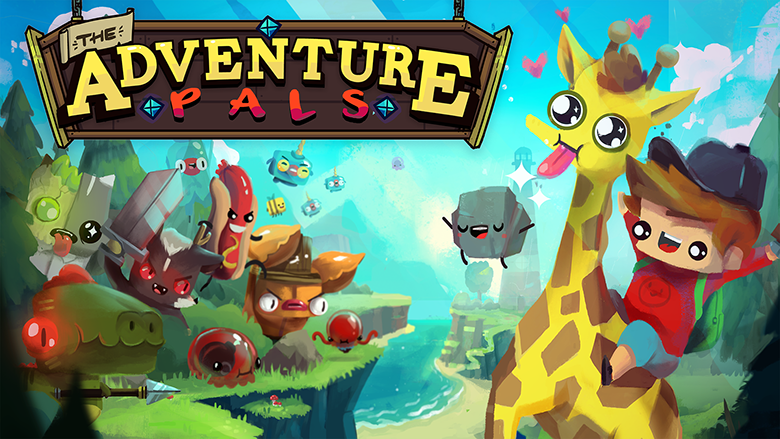 The Adventure Pals is an adventure platformer with a strong focus on real friendship mixed wonderfully with an interesting story