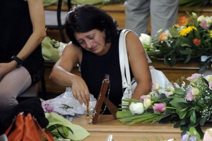 Terremoto, funerali di Stato ad Ascoli Piceno