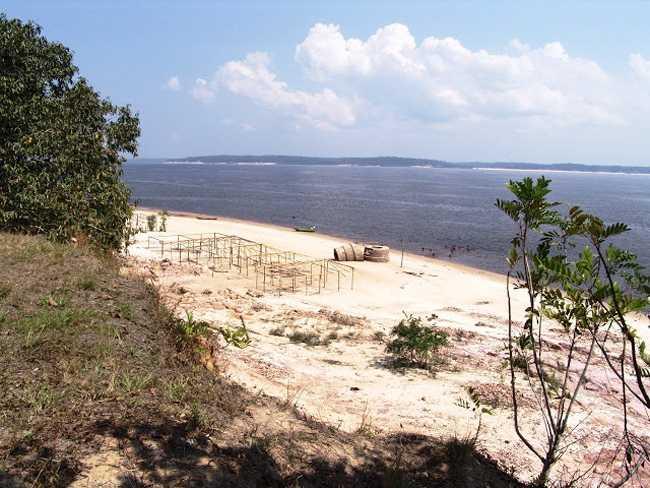 Praia de Paricatuba