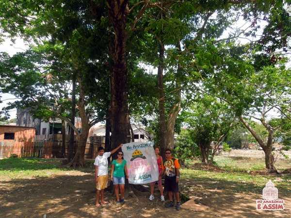 """No Amazonas é Assim - 5 de Setembro fazemos """"Turismo Alternativo""""."""