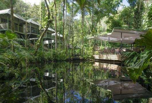 Daintree Eco Lodge & Spa – Austrália / Foto : © RoadTrio