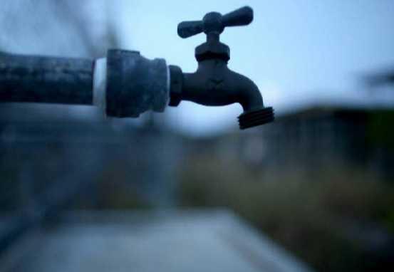 Bairros ficarão sem agua por 10 horas