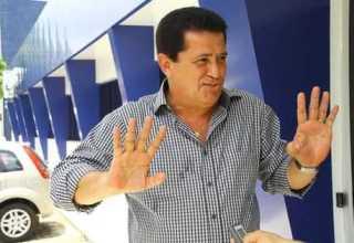 Ex-ministro dos Transportes Alfredo Nascimento (PR)
