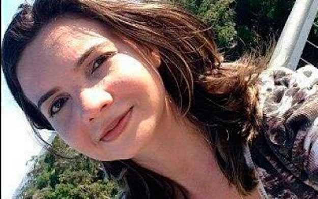A jornalista desapareceu por volta de 14h30 – foto: reprodução/ internet