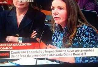 Vanessa não é mais senadora do AM segundo Globo News