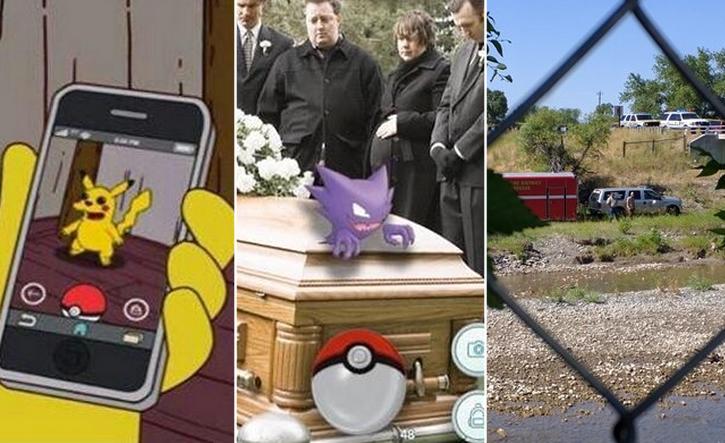 Adolescente encontra cadáver enquanto jogava Pokémon Go