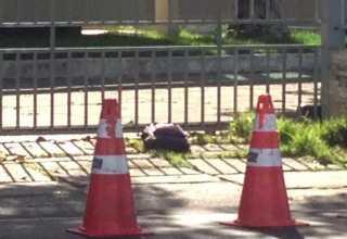 Em Manaus: Suposta bomba é encontrada em frente à Junta Militar / Imagem de divulgação
