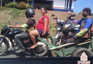 Enquanto isso em Manacapuru