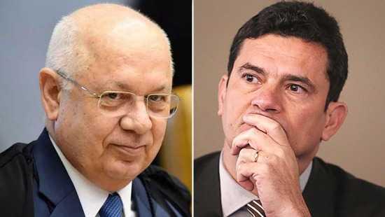 Sergio Moro suspende as férias após morte de ministro Teori Zavascki -Imagem de divulgação