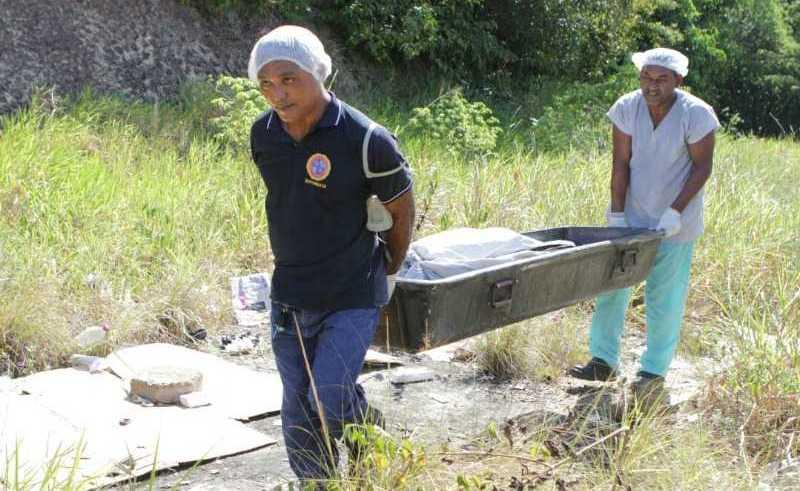 Mulher é encontrada morta com sinais de estrangulamento na Avenida das Torres / Divulgação