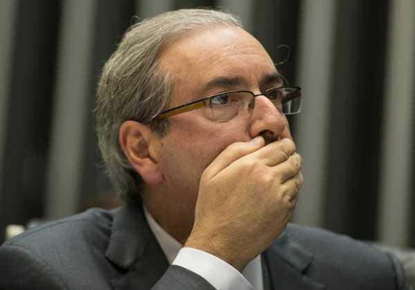 Eduardo Cunha condenado à 15 anos de prisão - Foto: Marcelo Camargo/Agência Brasil