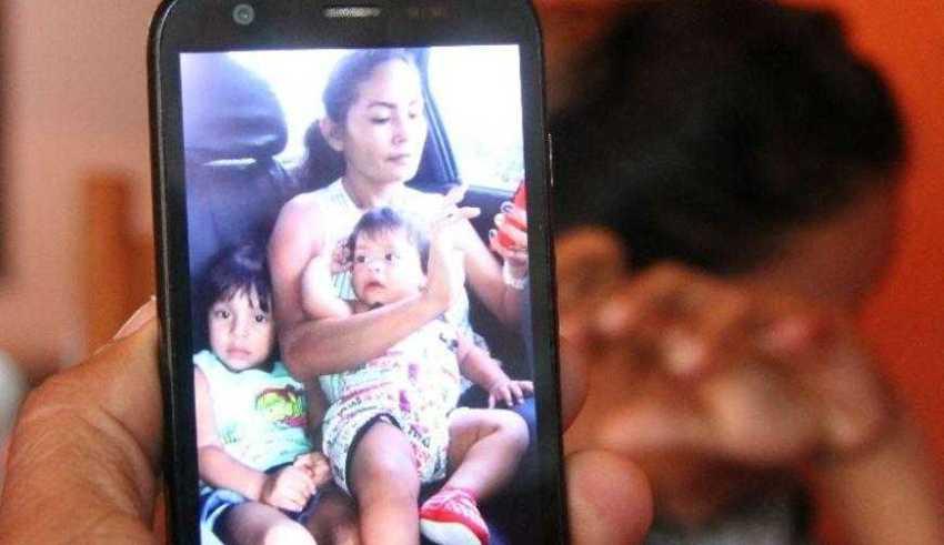 Esposa e filhas pequenas ainda estão desaparecidas desde o dia do crime. / Foto: Jander Robson / ACrítica
