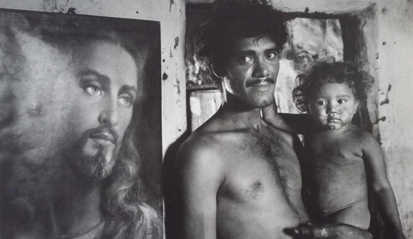 """""""Movimento Sem Terra"""" reúne imagens do fotógrafo mineiro Sebastião Salgado / Divulgação"""