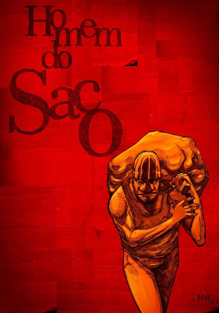 Homem do Saco / por Rafa Dante / Divulgação
