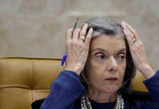 A presidente do STF, ministra Cármen Lúcia / Foto : Ueslei Marcelino / Reuters/