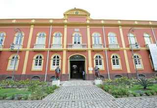 Palacete Provincial / FOTO Divulgação-SEC