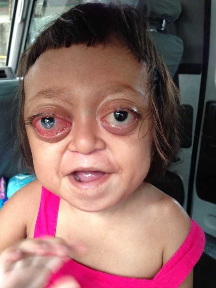 Mãe entrega filha deficiente a traficantes. E flagra mostra o que eles fazem com ela / Divulgação blog Gonzalo Erize