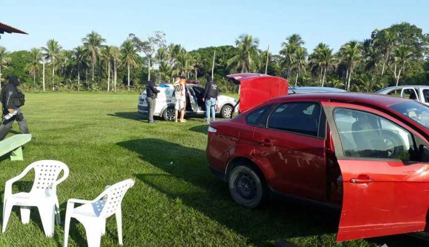 Polícia prende lideranças da facção FDN / Divulgação
