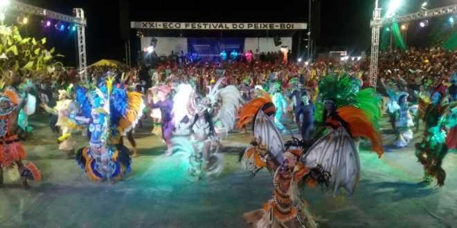 O e tradicional evento é uma das uma das maiores manifestações culturais do município, destaca as belezas naturais do Arquipélago de Anavilhanas e do Parque Nacional do Jaú.