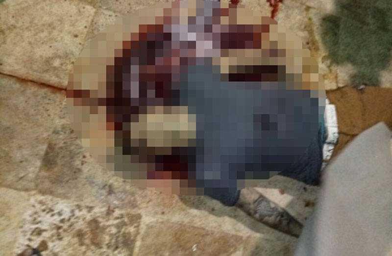 Petrus foi executado com mais de 4o tiros | Foto: Divulgação