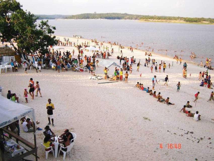 As festividades de fim de ano iniciam no dia 31 de dezembro no clube oficial da cidade e terminam no dia 1º na praia   Foto: Divulgação/Assessoria Prefeitura de Silves