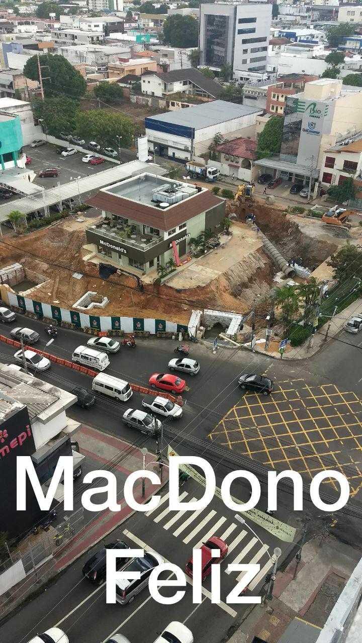 McDonald's da Avenida Djalma Batista /Foto : Divulgação