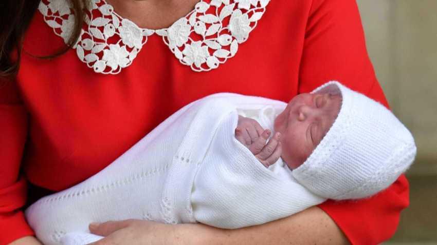 Já especulava-se que Philip ou Arthur seriam as preferências dos pais, mas a confirmação ainda não havia sido divulgada / Foto : Divulgação