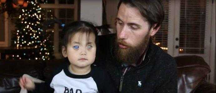 Prime e seu pai / foto : Divulgação
