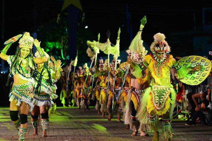Dança Afro-Americana / Fotos : Prefeitura de Tefé
