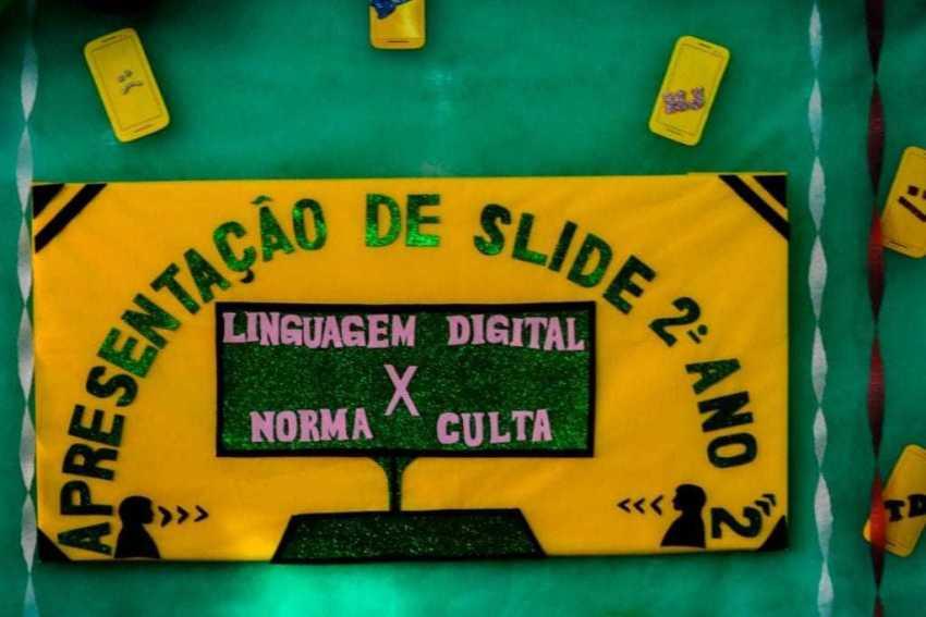 1ª Mostra de Língua Portuguesa e Literatura é realizada em Pauini - Imagem: Romário Vieira