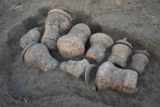 A expedição arqueológica foi conduzida pelo Instituto Mamirauá / Foto : Acervo do Laboratório de Arqueologia do Instituto Mamirauá